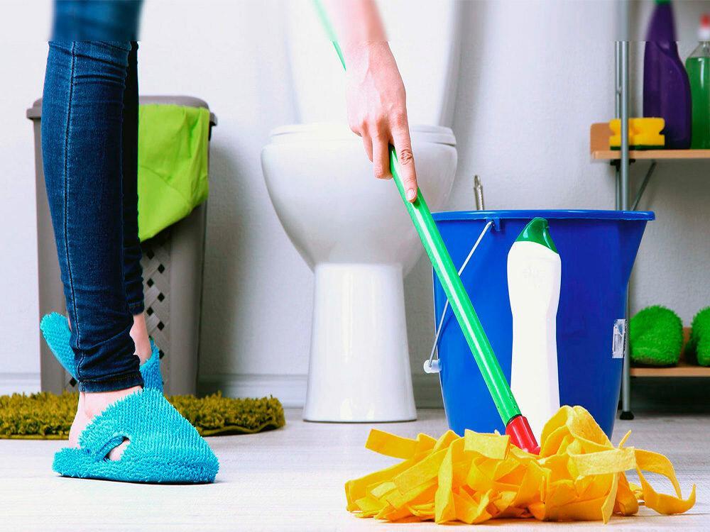 график уборки туалета