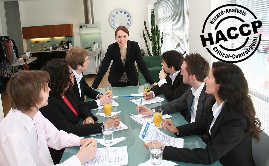 Протокол заседания рабочей группы haccp